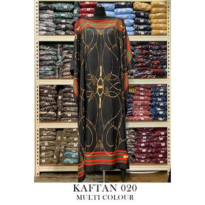 KAFTAN 020 - BLACK