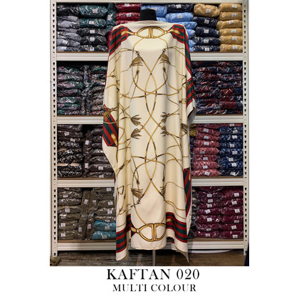 KAFTAN 020 - CREAM